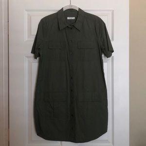 Equipment Shirt Dress